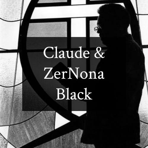 Claude & ZerNona Black