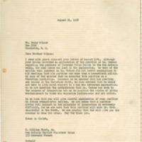 Rev. Black's Response to Grady Wilson