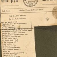 The Penwomen Newspaper