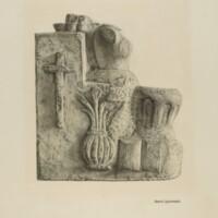 Limestone font, 1935/1942